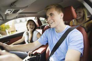 Aktiviteter å fremme trygg kjøring