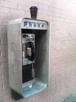 Hvordan finne en betalings telefon