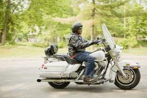 Typer motorsykkel jakker