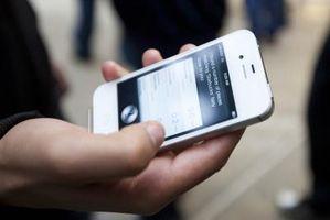 Hvordan sette opp en App Store på en iPhone