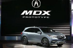 Bil Care for en Acura MDX