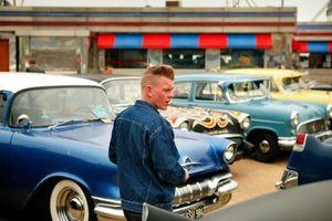 Historie av 1950-tallet biler