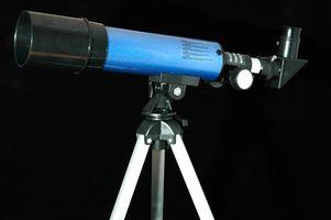 Hvordan justere et teleskop