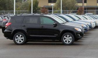 Hva er nytt i 2011's Toyota RAV4?