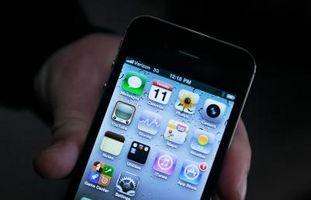 Hvordan du kobler til en Bluetooth med en iPhone
