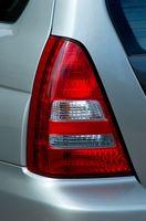 Hvordan koble opp Trailer lys til en Toyota Pickup