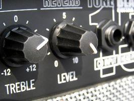 Hvordan å reparere en forvrengt Stereo forsterker venstre kanal