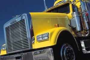 Freightliner kongen Pin problemer symptomer