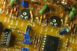 Hvordan fjerne en TV PCB