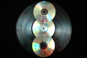 Hvordan overføre en LP-posten til en CD