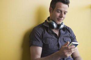 Hva er knappen Eq på en Element-MP3?