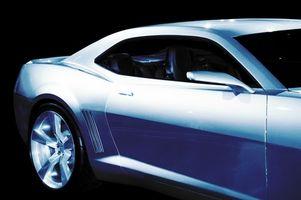 Camaro vinduet Regulator fjerning
