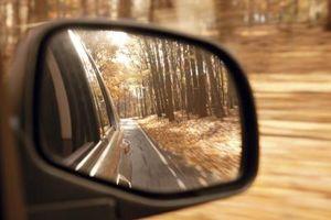 Ford Focus Side speil fjerning