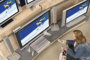 Hva skal se etter når du kjøper en HDTV
