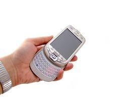 Hvordan sette opp Voicemail på en Samsung BlackJack