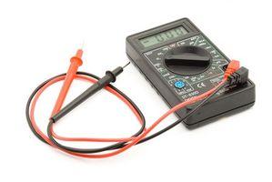 Hvordan teste motstanden av oppladbare batterier
