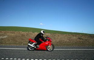 Forskjeller mellom Mesh og tekstil motorsykkel jakker