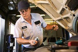 Hvordan erstatte en ventil pumpedekselet pakning på 1999 BMW 323I
