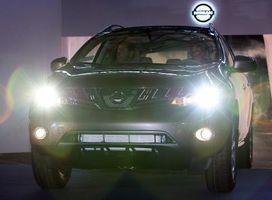 Hvordan åpne en Nissan Murano hette