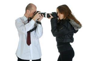 Tekniske spesifikasjoner for en Nikon D70s