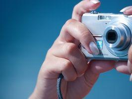 Hvordan bruke Sanyo Xacti VPC-S1285W 12MP kameraet