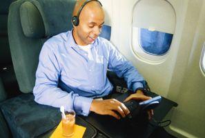 Forskjellen mellom aktiv støyreduksjon & hodetelefonene