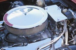 Spesifikasjoner for en B18A1 motor
