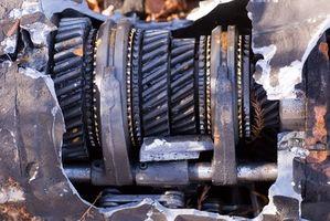 Hva bør jeg gjøre hvis min tannhjul er forsinket i bilen min?