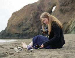 Hvordan erstatte linsen på en Polaroid Land Camera