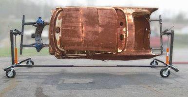Hva er en Rotisserie heis bil?