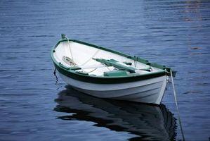 Slik bevise båten kan flyte