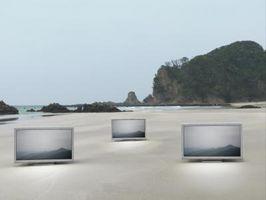 Plasma vs LCD i høyden
