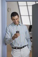 Hvordan å sende SMS til en AT&T celle