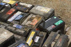 Hvorfor ville en negativ batteri Terminal smelte?