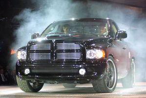 Dodge V10 lastebil spesifikasjoner
