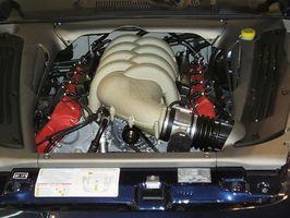 Instruksjonene for å installere en Turbo Kit