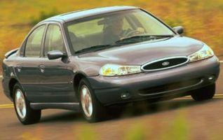 Problemer med Ford konturen