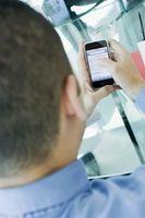 Hvordan å overføre fra en iPhone til et bibliotek