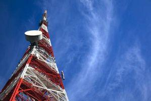 Hva frekvenser bruker mobiltelefon operatører?