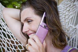 Hvor å adgang mobiltelefon reserver