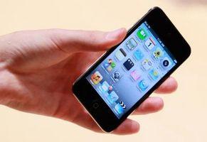 Hvordan du bytter et batteri for en iPod Touch 16G
