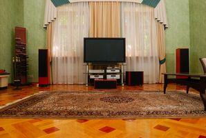 Hvordan skjule ledninger for hjem teatre