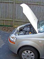 Hvordan erstatte frostvæske i en 1993 Toyota Camry