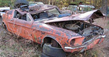 Hvordan å selge en bil for svinn