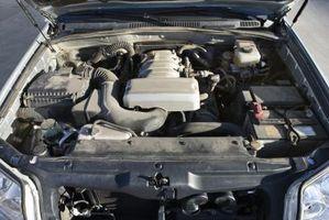 Hvordan vet jeg om jeg har Motor Mount problemer?