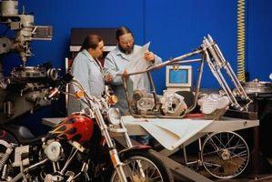 Harley Davidson 1450CC Engine spesifikasjoner