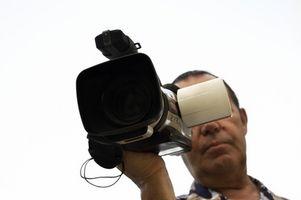 Hvordan å spille den beste lyden med et videokamera