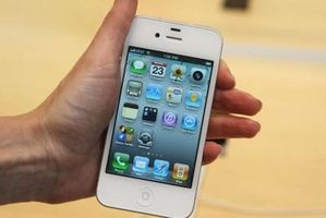 Hvordan skjule ringer når du ringer gjennom AT&T IPhone