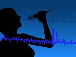 Hvordan lage din egen Karaoke CD med grafikk