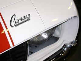 Hva betyr RS i Camaro RS står For?